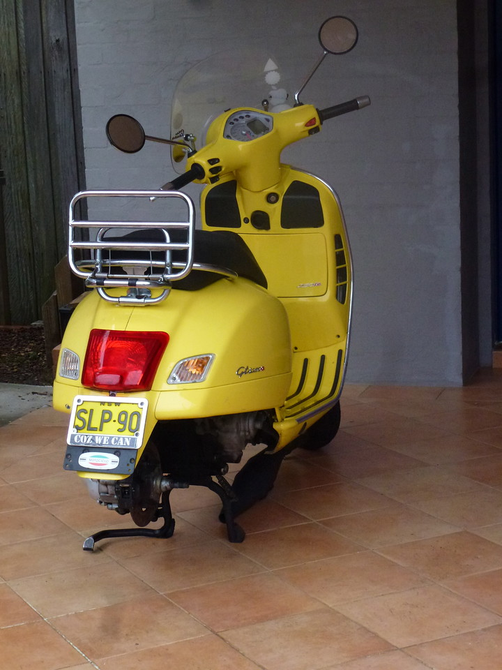 Vespa GTS 250ie - Scooter Community, Everything about